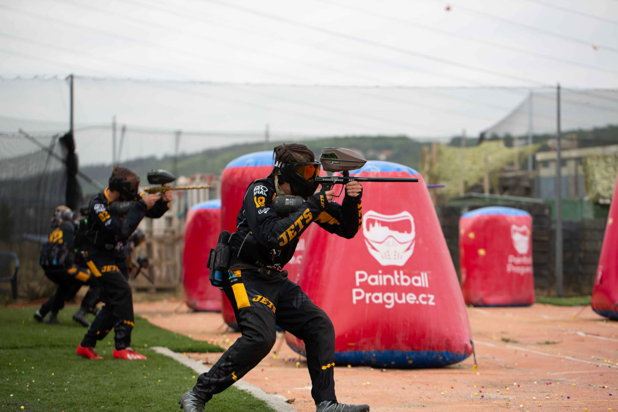 paintball prague sport outdoor playground