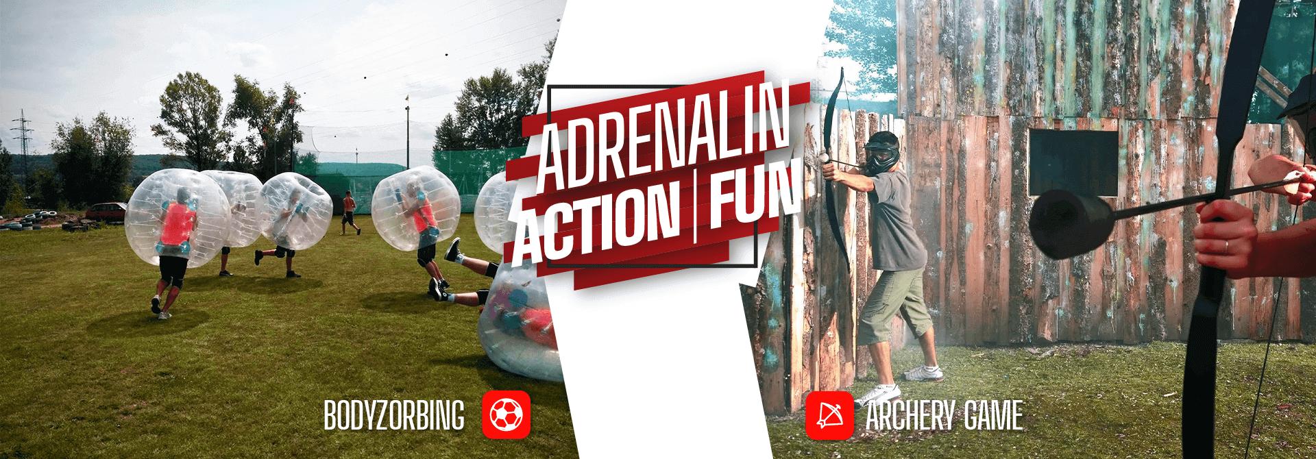 adrenalin fun to do in prag