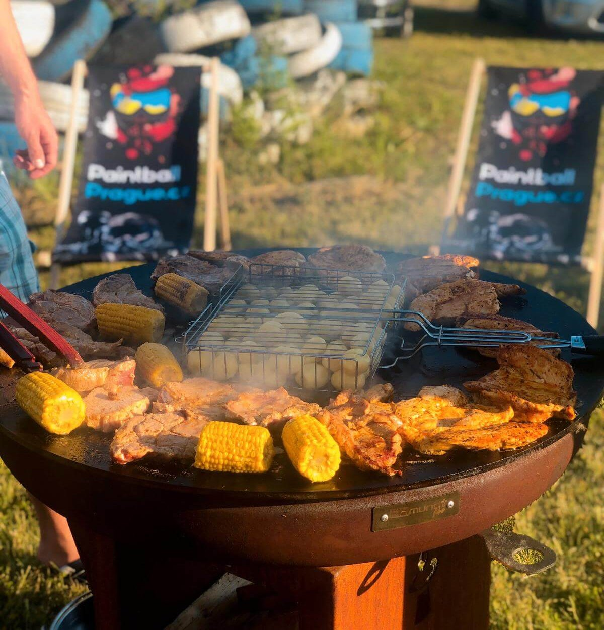 paintball grill bbq
